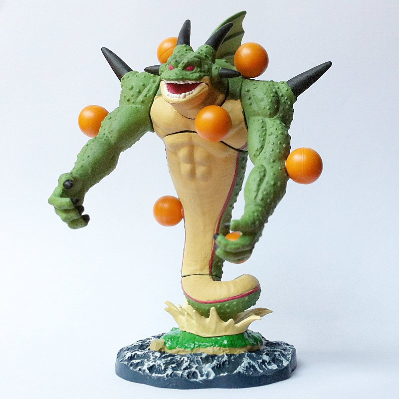Dragon Ball Capsule - Porunga Secret Figure - Megahouse