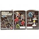 Gundam Seed Destiny Head Heroes Vol.1 - Complete Set of 9 + 1 Secret - Popy