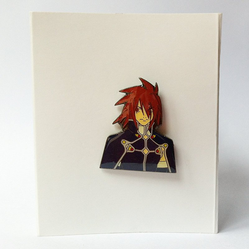 Tales of Symphonia Pintre Collection - Kratos Aurion Pin - Kotobukiya