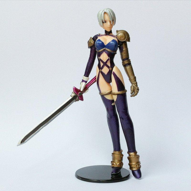 Namco Real Figure Collection - Soulcalibur Ivy - SR Series - Yujin