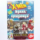 Spy Wolverine vs. Omega Red from X-Men Steel Mutants by Toy Biz