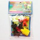 Kamen Rider Black keshigomu pack 2 by Popy