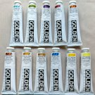 Golden Artist Colors Lot of 80 2 fl. oz. (59.14 ml) acrylic paint tubes