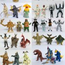 HG High Grade Ultraman Ultraseven Lot of 38 monster kaiju figures by Bandai