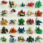 SD Gundam Full Color Lot of 135 figures by Bandai