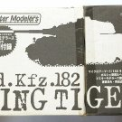 1/144 Sd.Kfz. 182 King Tiger from Micro Armour by Dragon Models