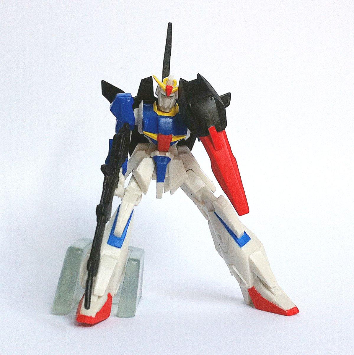 MSZ-006 Zeta Gundam from HG Gundam MS Selection by Bandai