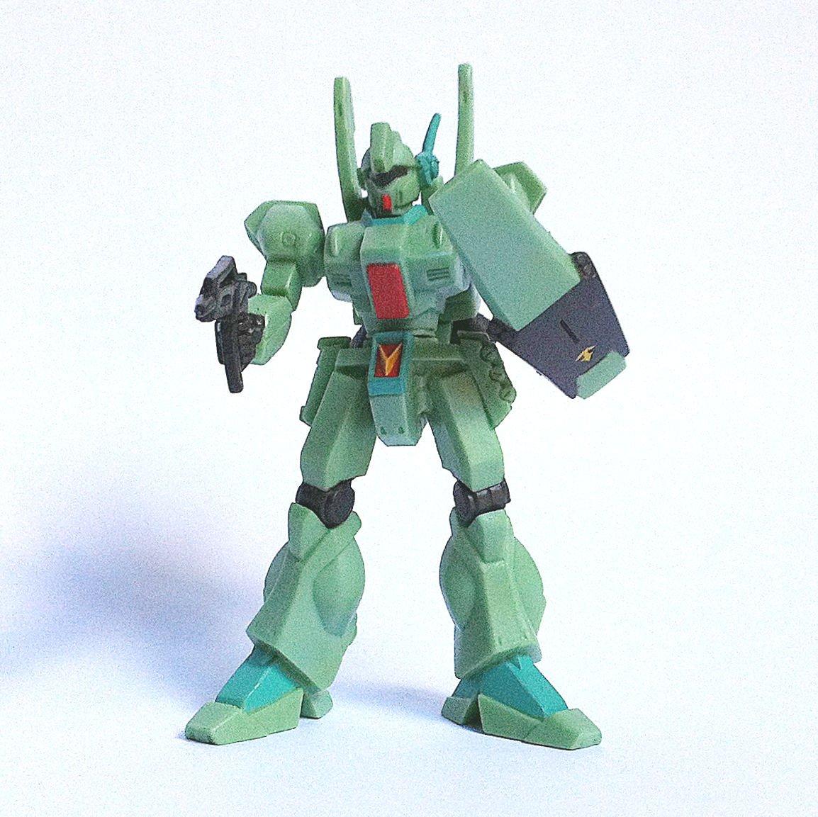 RGM-89 Jegan from HG Gundam MS Selection 24 by Bandai