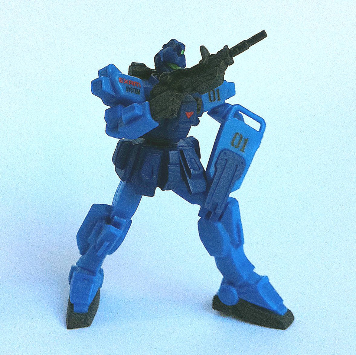 RX-79BD-1 Blue Destiny Unit 1 from HG Gundam MS Selection by Bandai