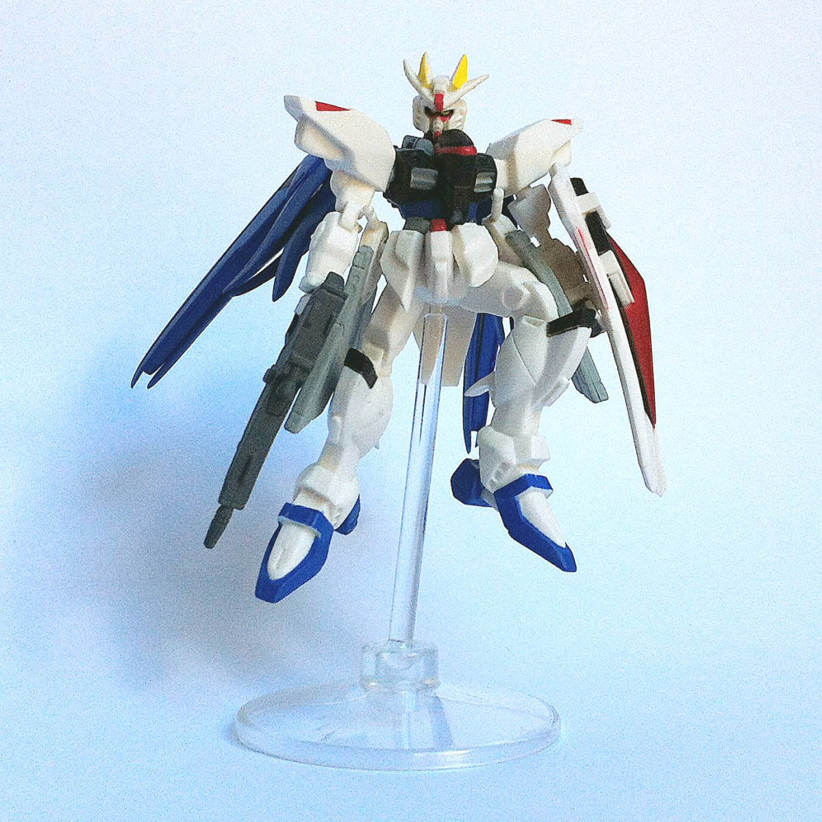 ZGMF-X10A Freedom Gundam from HG Gundam MS Selection by Bandai