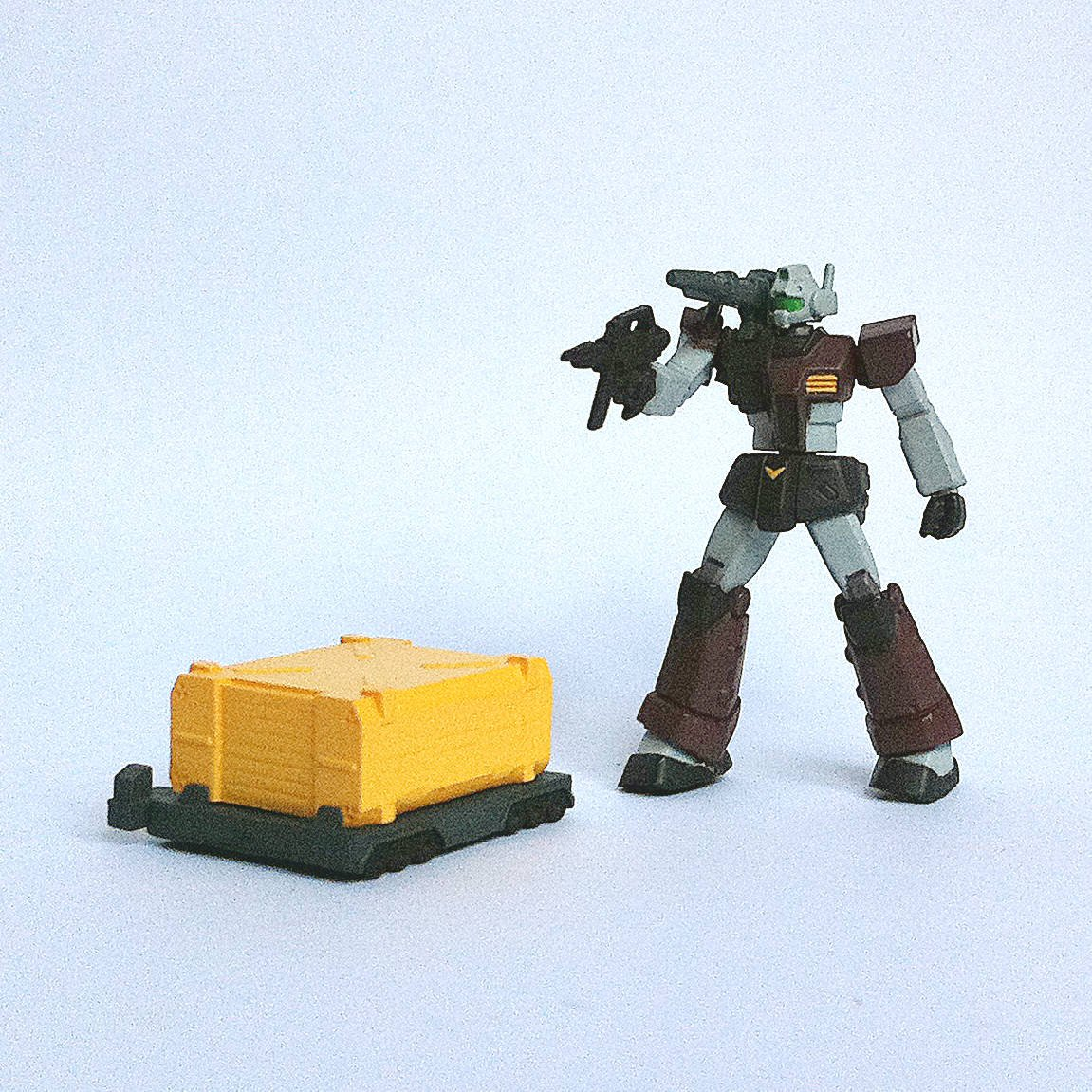 RGC-80 GM Cannon from HG Gundam MS Selection by Bandai