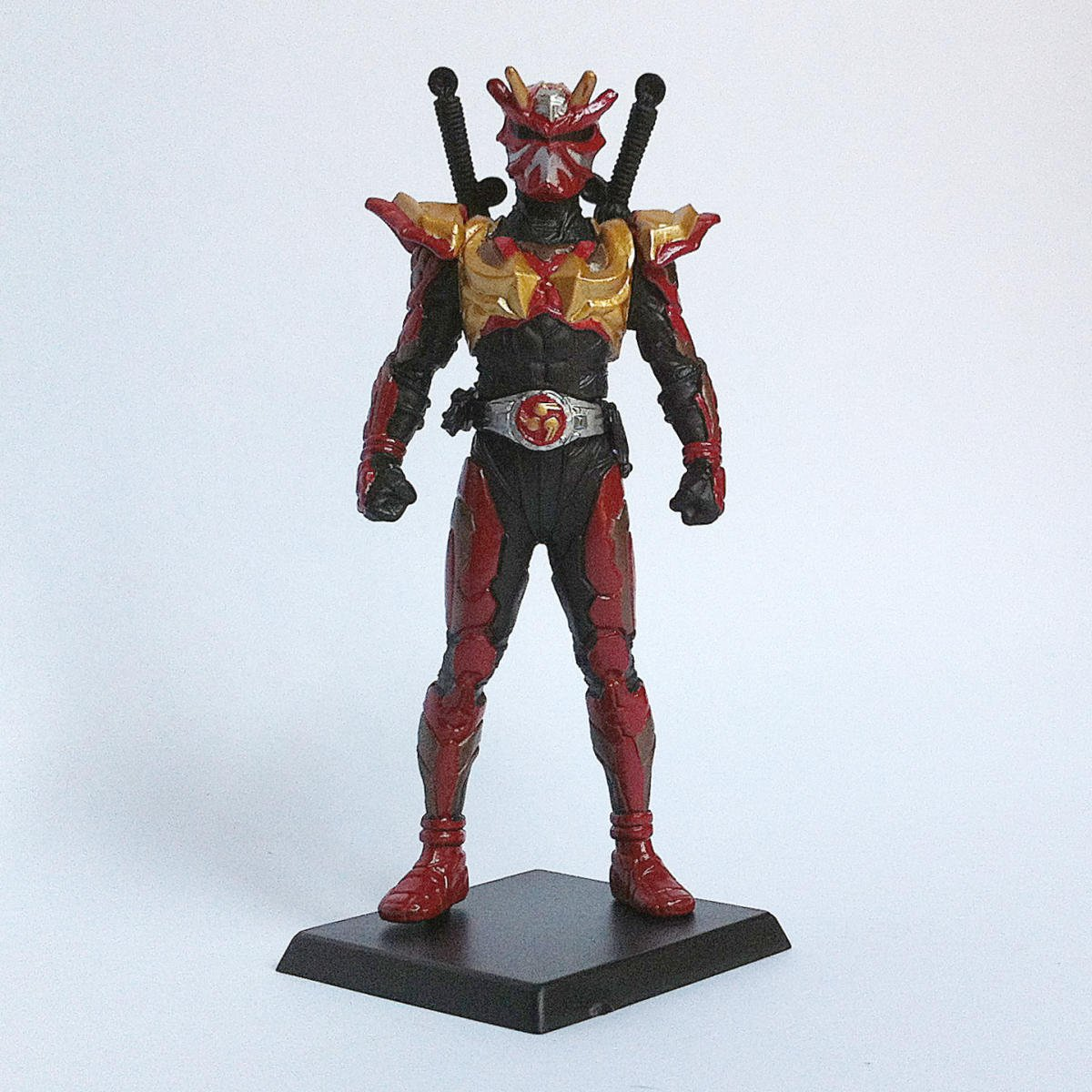 Kamen Rider Armed Hibiki from HG CORE Kamen Rider by Bandai