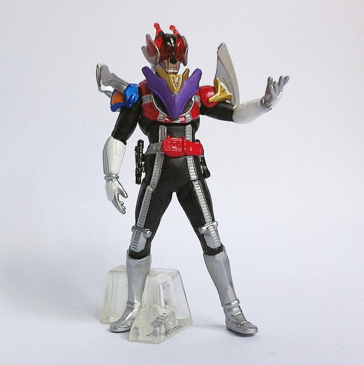 Kamen Rider Den�O Climax Form from HG CORE Kamen Rider by Bandai
