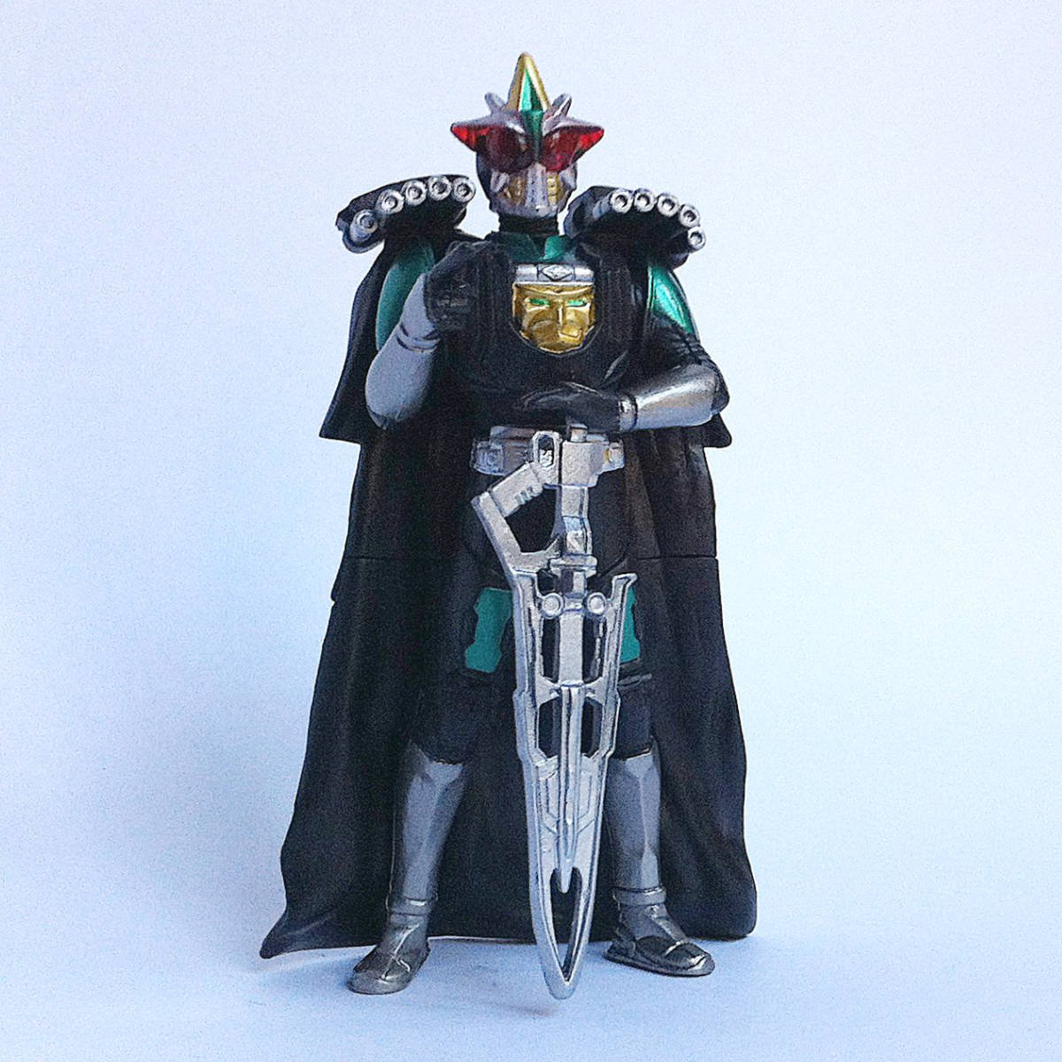 Kamen Rider Zeronos Vega Form from HG Kamen Rider by Bandai