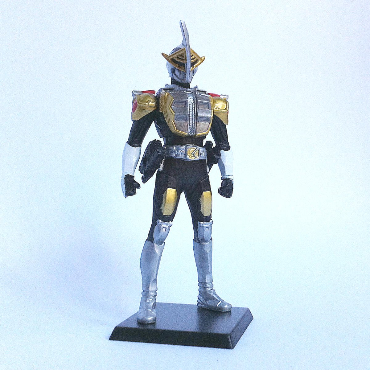 Kamen Rider Den-O Ax Form from HG Kamen Rider by Bandai