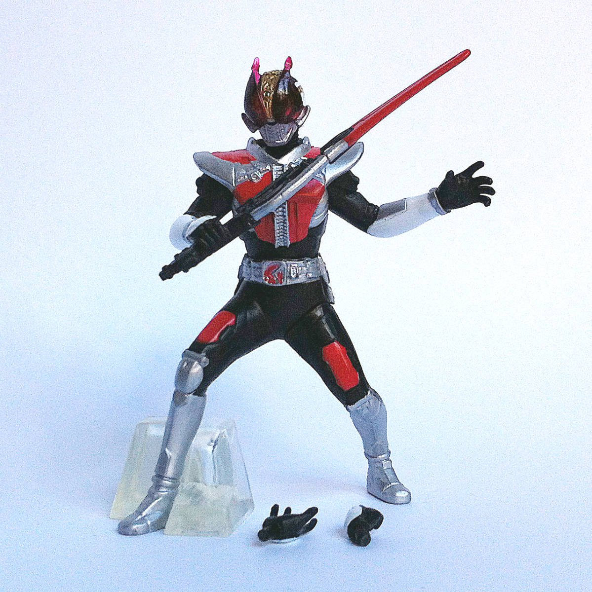 Kamen Rider Den-O Sword Form from HG Kamen Rider by Bandai