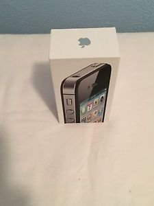 Original Box For Apple Iphone 4S Black 16GB