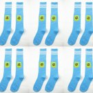 Argentina socks 6 pairs for kids (sky blue)