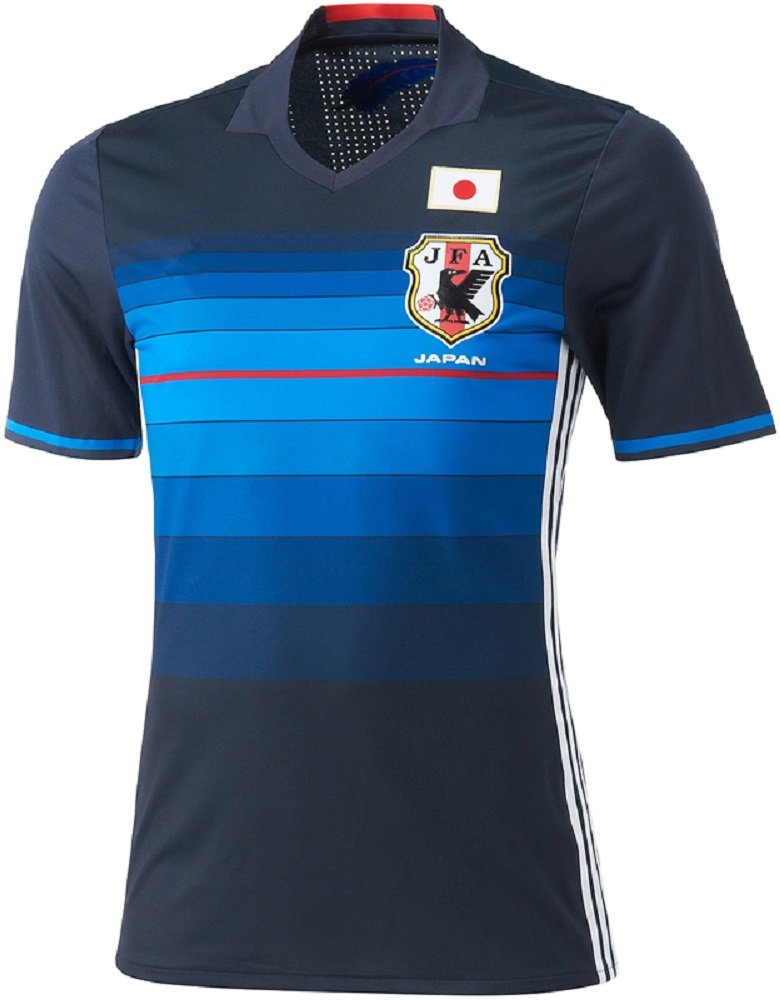 Japan National Home jersey with shorts kid youth for age 6-8-