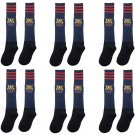 Barcelona socks 6 pairs for kids (navy blue)