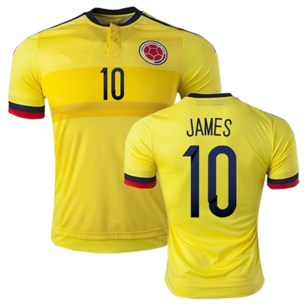 Colombia Home jersey kid youth for age 9-12