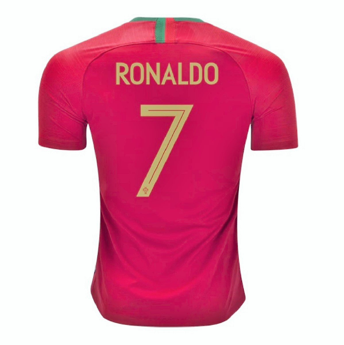 Portugal  7 Ronaldo FIFA Home jersey w shorts kid youth for age 10-12 e621d0517