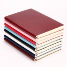 Soft Cover Faux Leather Universal Notebook Writing Journal Lined Diary Book 1 PC