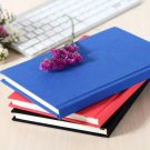 "A5 Hard Cover Blank Notebok to Write in Comfort Fabric Cover 5.8""*8.5"" Wholesale"