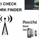 **FAST** CHECK ALL iPhone & iPad Carrier Network+Sim Lock Status+Find My iPhone