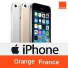 ** FAST ** Orange France Unlocking iPhone 3GS,4,4S,5,5C,5S,6,6+ OFFICIAL FACTORY UNLOCKING
