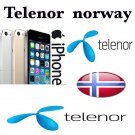 ** FAST ** Telenor Norway Unlocking  iPhone 3GS,4,4S,5,5C,5S,6,6+ FAST OFFICIAL FACTORY UNLOCKING