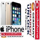 ** FAST ** Vodafone Germany 4 4S 5 5C 5S 6 6+ OFFICIAL FACTORY UNLOCKING SERVICE