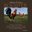 Advice From Rooster T shirt Farm Country Hen Chicken Unisex S M L XL 2XL NWT NEW