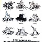 Rainforest Trees T shirt Field Guide Endangered Species Mens Womens Various NWT