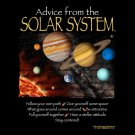 Solar System T-shirt Unisex Advice Black Gildan Various 100% Cotton S M L XL 2XL