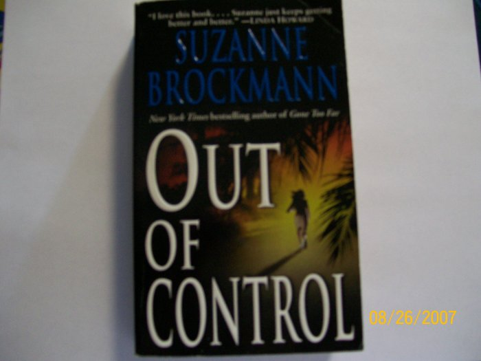 Out of Control by Suzanne Brockmann