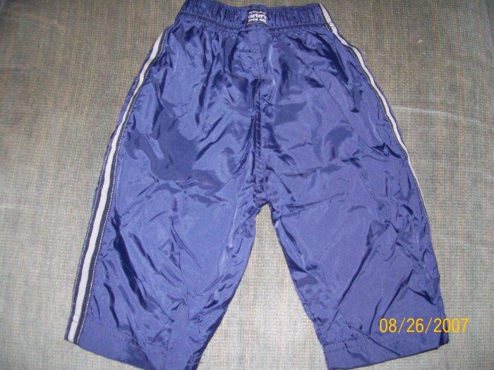 Carter's Blue Athletic Pants Size 9-12 Months
