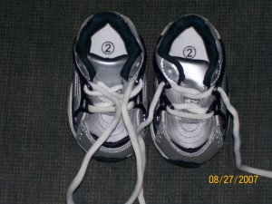 Infant Sneakers Size 2
