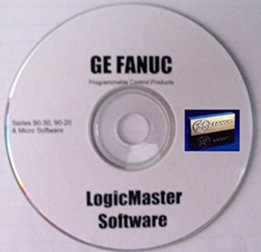 GE FANUC LOGIC MASTER Software for LM 90-30, 90-20, Micro