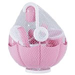 PINK BABY ITEMS-MUSIC UMBRELLA