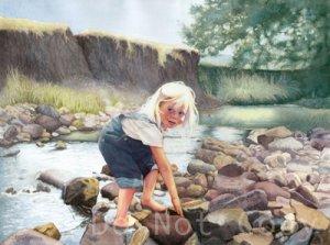 Kacy in the Creek ***ON SALE***