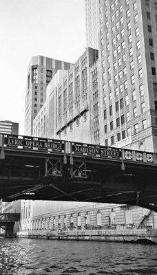 The Lyric Opera Bridge on Madison Street ***ON SALE***