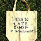 Kate Bush Tote Bag / Wuthering Heights / 80's 90's - Retro Shirt Vinyl New