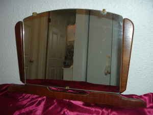 Antique Dresser Mirror (Local Sale Only)