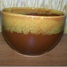 Antique Orchard Ware - Brown Mixing Bowl - WATT 130