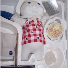 Baked To Perfection Pillsbury Doughboy - Danbury Mint