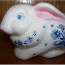 NEW Delft Country Bunny Planter - AVON