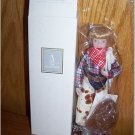 Childhood Dreams Porcelain Doll - Howdy Partner - AVON