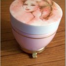 Vintage Pink Handcream Jar * MUST SEE THIS!