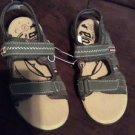 Cherokee Boys Olive Sandals Sz 3 NWOT